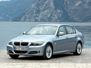 BMW 3 Series 328i xDrive 2009