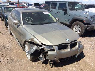 BMW 3 Series 335i xDrive 2011