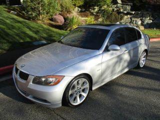 BMW 3 Series 335i 2008
