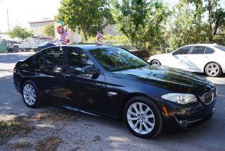 BMW 5 Series 528i xDrive 2012