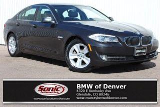 Used 2012 BMW 5 Series 528i xDrive in Glendale, Colorado