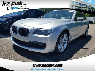 Used 2015 BMW 7 Series 740i in Jacksonville, Florida