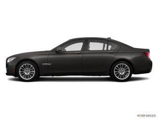 BMW 7 Series 740i 2015