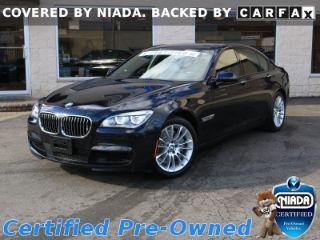 BMW 7 Series 750i xDrive 2015