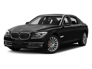 BMW 7 Series 740Li 2015