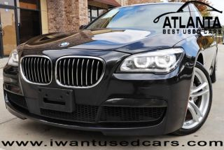 BMW 7 Series 750Li 2015