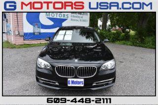 BMW 7 Series 740Li xDrive 2015