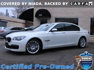 BMW 7 Series 750Li xDrive 2015