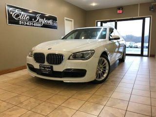 Used 2015 BMW 7 Series 750Li xDrive in West Chester, Ohio