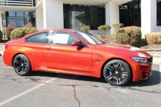 BMW M4 2018