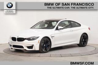 Used 2018 BMW M4 in San Francisco, California