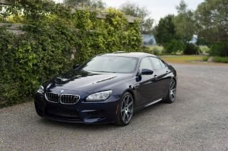 Used 2015 BMW M6 Gran Coupe In Philadelphia Pennsylvania Price 44900