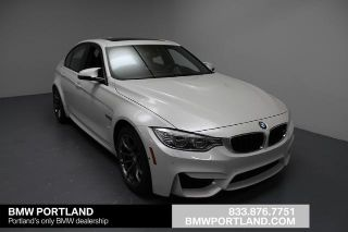 Used 2016 BMW M3 in Portland, Oregon