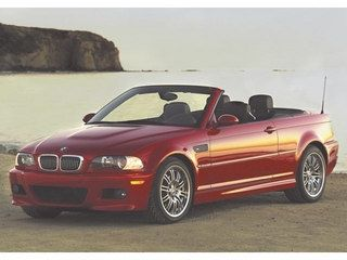 Used 2002 BMW M3 in Franklin, Tennessee