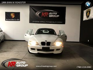 Used 1999 BMW M Roadster in Palm Desert, California