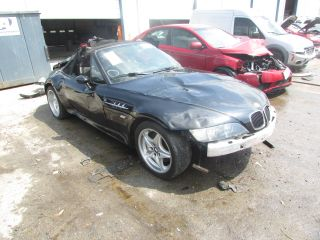 BMW M Roadster 2000
