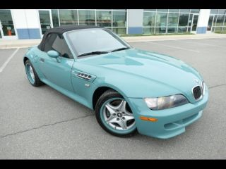 Used 2000 BMW M Roadster in Chantilly, Virginia