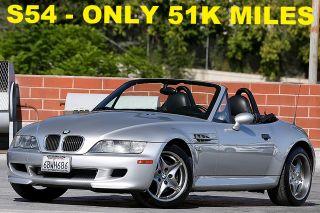 BMW M Roadster 2001