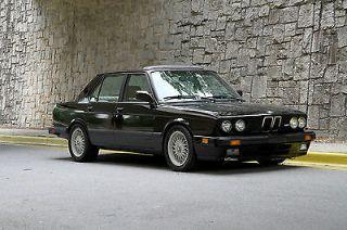 BMW M In Atlanta Georgia - 1988 bmw m5
