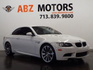 Used 2011 BMW M3 in Houston, Texas