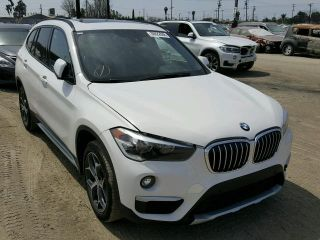 Used 2017 BMW X1 sDrive28i in Los Angeles, California