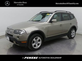 Used 2007 BMW X3 3.0si in Philadelphia, Pennsylvania