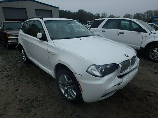 Used 2007 BMW X3 3.0si in Ellenwood, Georgia