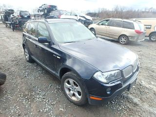Used 2007 BMW X3 3.0si in Marlboro, New York