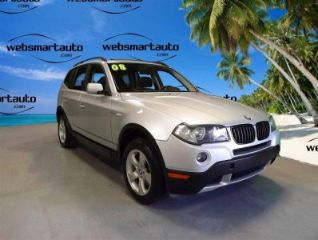 Used 2008 BMW X3 3.0si in Spencerport, New York