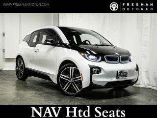 Used 2015 BMW i3 in Portland, Oregon