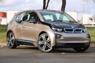 Used 2015 BMW i3 in Pleasanton, California