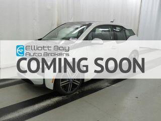 2014 BMW i3 Range Extender