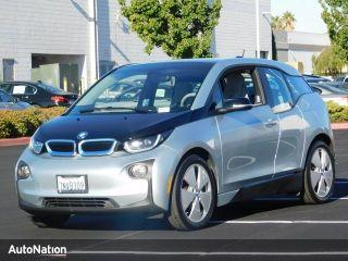 BMW i3 Range Extender 2015
