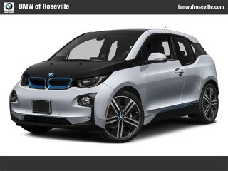 Used 2015 BMW i3 Range Extender in Roseville, California