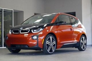 Used 2015 BMW i3 Range Extender in Kingsport, Tennessee