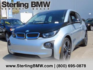 Used 2015 BMW i3 Range Extender in Newport Beach, California