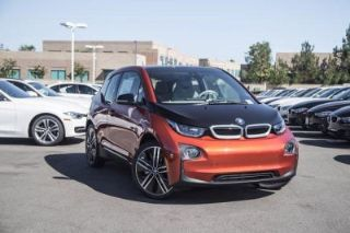 Used 2015 BMW i3 Range Extender in Irvine, California