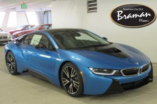 Used 2016 Bmw I8 In Miami Florida