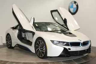 Used 2016 Bmw I8 In Alexandria Virginia