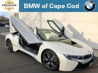 Used 2016 Bmw I8 In Hyannis Massachusetts