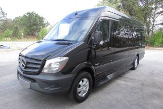 Mercedes-Benz Sprinter 2500 2014
