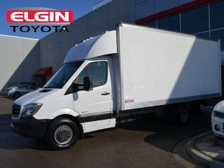 Mercedes-Benz Sprinter 3500 2015