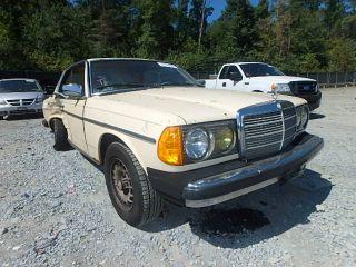 Mercedes-Benz 300 CDT 1983