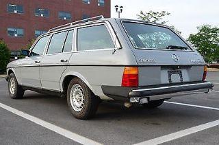 Mercedes-Benz 300 TDT 1983
