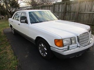 Used 1987 Mercedes-Benz 420 SEL in Owingsville, Kentucky