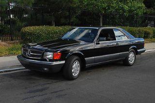 Used 1991 Mercedes-Benz 560 SEC in Lecanto, Florida