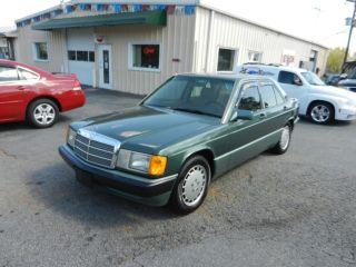 1992 Mercedes-Benz 190 E