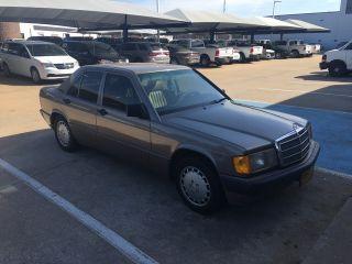 1991 Mercedes-Benz 190 E