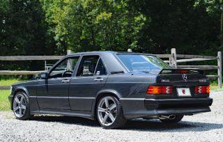 1987 Mercedes-Benz 190 E