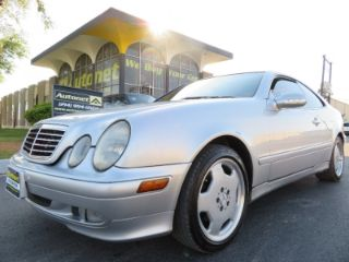 Mercedes-Benz CLK 320 2002